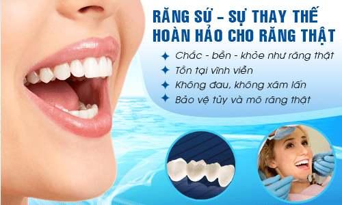 bọc răng sứ có bền không webtretho