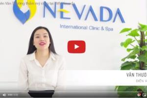Video chia sẻ cảm nhận sau làm răng tại Nevada của diễn Vân Thường