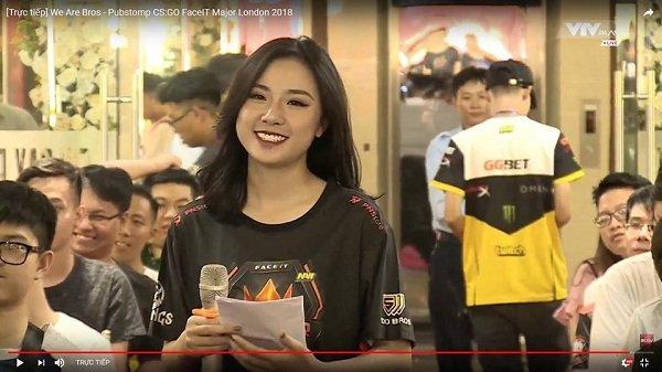 MC Minh Anh, mc minh anh liên quân