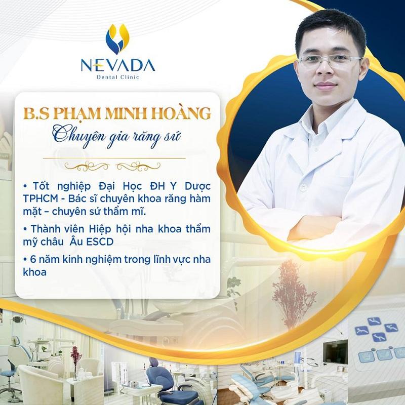 Nha khoa Nevada quy tụ đội ngũ chuyên gia nha khoa giỏi ở Hà Nội và HCM