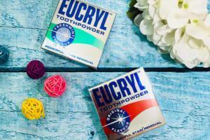 Bột tẩy trắng răng Eucryl có tốt không? Bột tẩy trắng răng Eucryl bán ở đâu mua ở đâu chính hãng