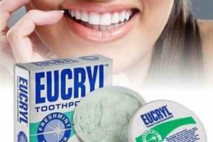 Eucryl và cách sử dụng bột trắng răng Ecuryl CHUẨN NHẤT áp dụng ngay
