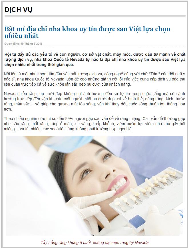 nha khoa nevada có tốt không,nha khoa tốt nhất,địa chỉ nha khoa nevada,nha khoa nevada có uy tín không,làm răng tại nha khoa Nevada có tốt không,làm răng tại nha khoa Nevada có an toàn không,làm răng tại nha khoa Nevada có hiệu quả không,có nên làm răng tại nha khoa nevada không