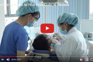 Livestream: Khách kín ghế nha tại Nha khoa Quốc tế Nevada