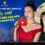 Video phỏng vấn ca sĩ Hồng Anh sau thẩm mỹ răng – Tự tin tỏa sáng