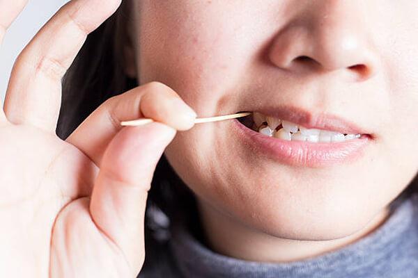 thói quen gây hại cho răng, những thói quen gây hại cho răng