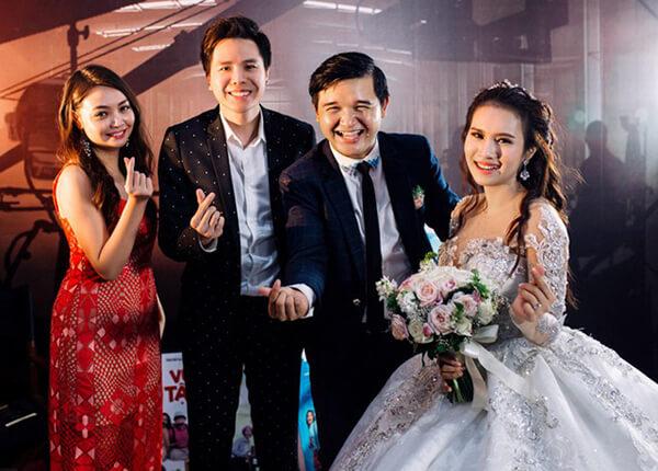 Võ Thanh Hò, Đạo diễn Võ Thanh Hòa, võ thanh hòa và mai bảo ngọc , diễn viên thanh hòa