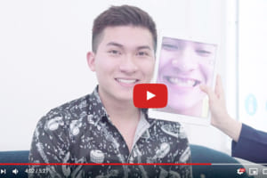 Livestream khách hàng sau khi thẩm mỹ răng sứ 2 tuần tại Nha khoa Quốc tế Nevada