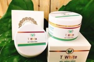REVIEW bột trắng răng T WHITE có tốt không? Các chuyên gia nói gì về T WHITE