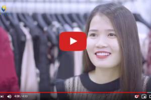Cô nhân viên thời trang Hằng Ngọc bất ngờ thay đổi nhờ bọc răng sứ