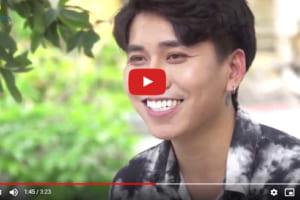 Diễn viên Phùng Thắng tâm sự về hành trình thay đổi nụ cười của mình