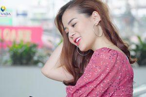 Diễn viên Trang Moon – Từ nhan sắc bậc trung đến vẻ đẹp mặn mà khó tin nhờ bọc răng sứ