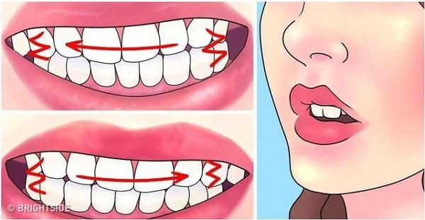 nghiến răng là khổ