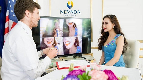 niềng răng invisalign, quy trình niềng răng invisalign