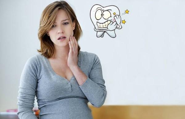 thuốc ngậm chắc răng