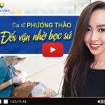 Video phỏng vấn ca sĩ Phương Thảo – Đổi đời nhờ bọc răng sứ công nghệ cao Invy Ultra 3P