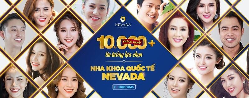 Nevada - Địa chỉ nha khoa uy tín tại Hà Nội & HCM, địa chỉ làm răng uy tín ở Hà Nội