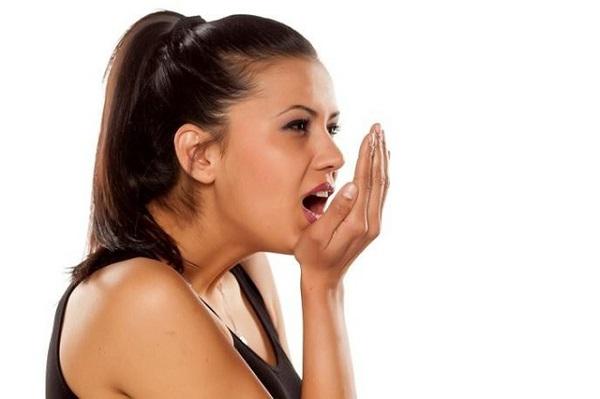 Cách chữa hôi miệng bằng lá hương nhu