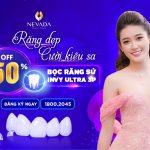 THAY RĂNG MỚI – VẬN PHƠI PHỚI – OFF ĐẾN 50% bọc răng sứ Invy Ultra 3P