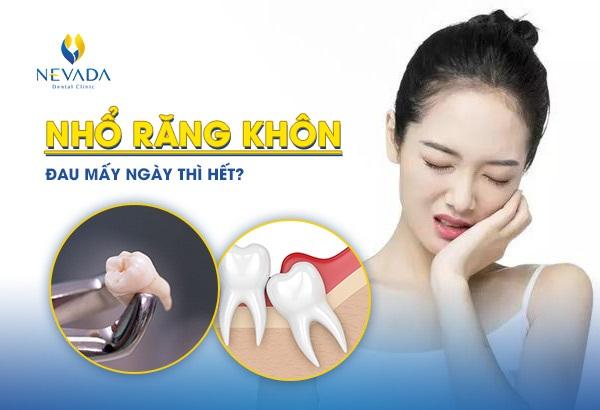 nhổ răng khôn đau mấy ngày, nhổ răng khôn xong đau mấy ngày, sau nhổ răng khôn đau mấy ngày, nhổ răng khôn thường đau mấy ngày, nhổ răng khôn bị đau mấy ngày, nhổ răng khôn đau mất mấy ngày, sau khi nhổ răng khôn đau mấy ngày, nhổ răng khôn mấy ngày hết đau, nhổ răng khôn mấy ngày thì hết đau, nhổ răng khôn sau mấy ngày hết đau