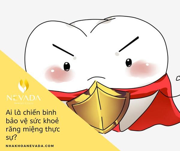 Không phải kem đánh răng, đây mới là vũ khí giúp bảo vệ răng miệng 1 cách tối ưu nhất
