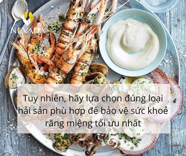 nhổ răng ăn hải sản được không, nhổ răng khôn ăn hải sản được không, mới nhổ răng ăn hải sản được không, nhổ răng có được ăn hải sản không, nhổ răng khôn có ăn được hải sản không, mới nhổ răng có được ăn hải sản không